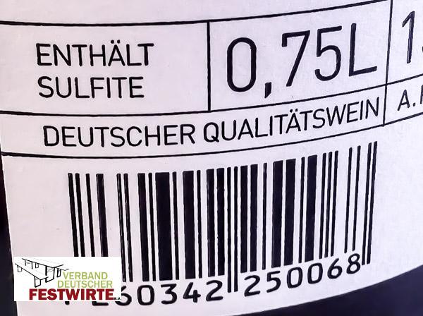 Allergene Kennzeichnungspflicht