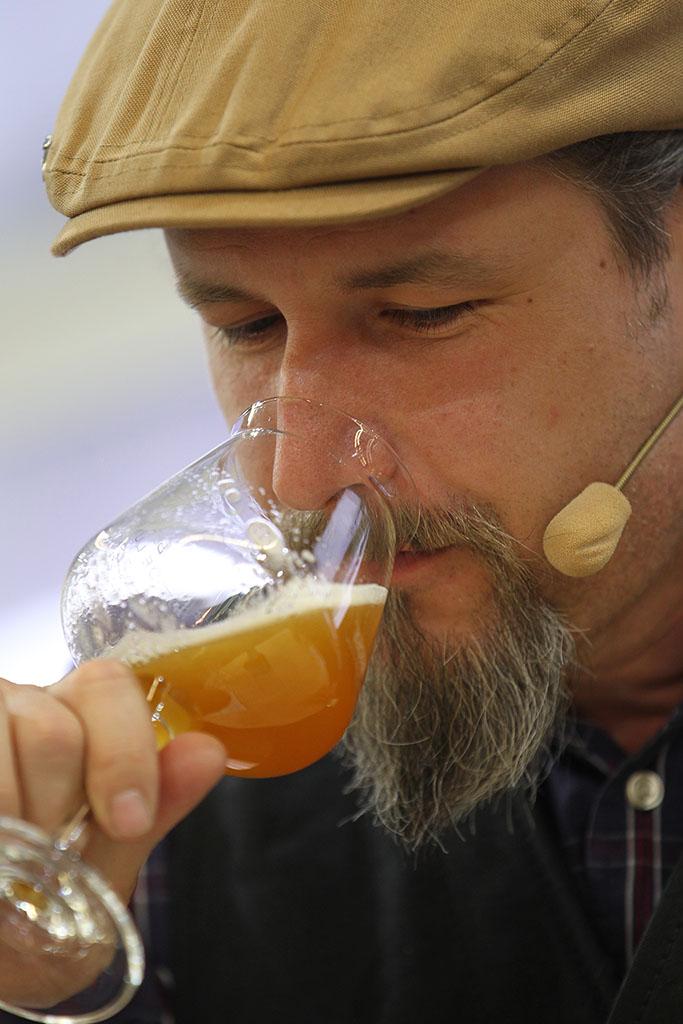 Craft Beer Corner - Sommelier Oliver Wesseloh (Biersommelier-Weltmeister)